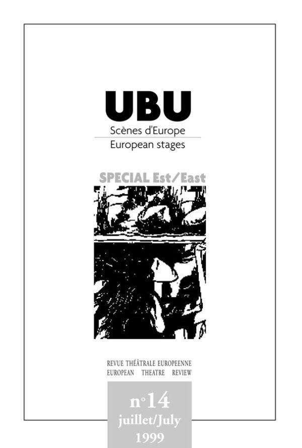 Couverture UBU numéro 14