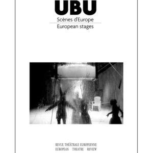 Couverture UBU numéro 15