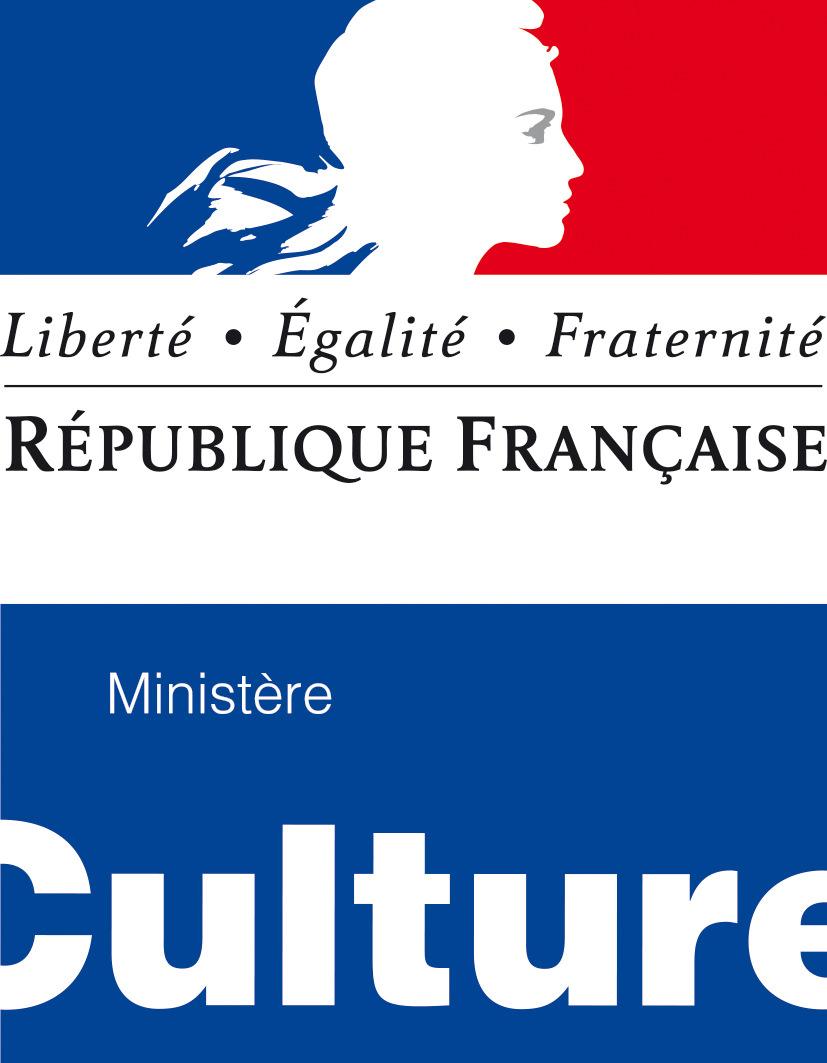 Logo du ministère de la Culture et la Communication