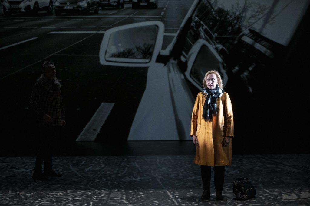 """""""Berlin mon garçon"""" de Marie NDiaye, mise en scène de Stanislas Nordey (TNS°"""