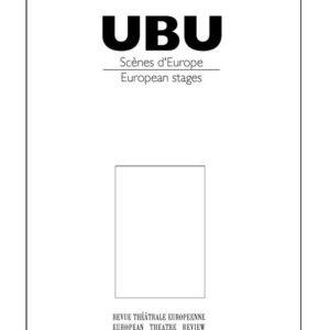 Couverture UBU numéro 6