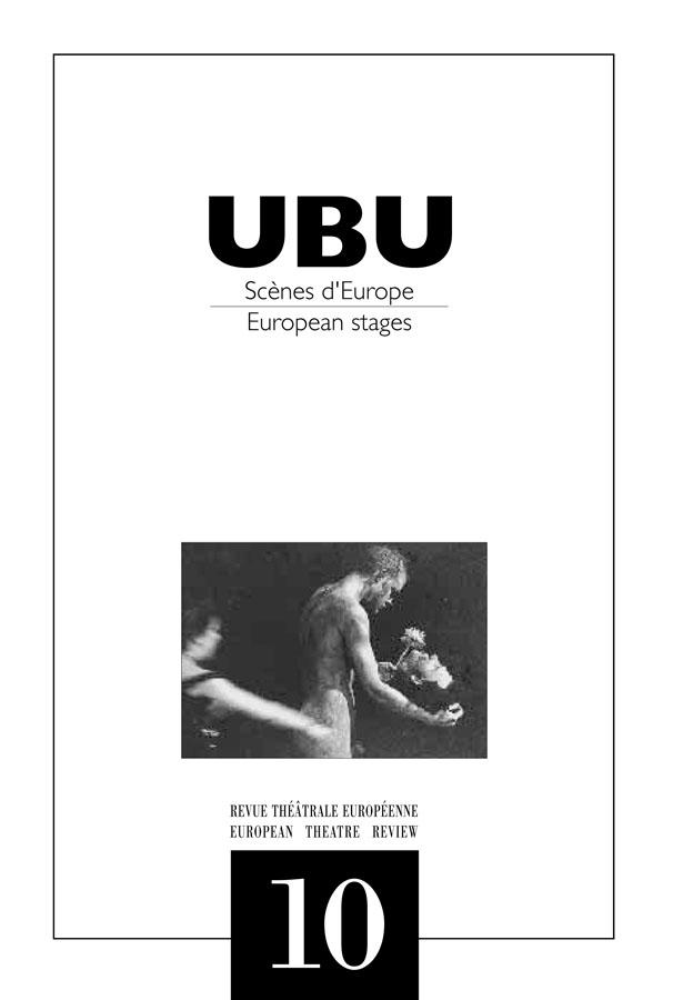 Couverture UBU numéro 10