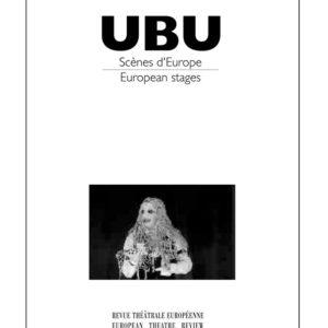 Couverture UBU numéro 11