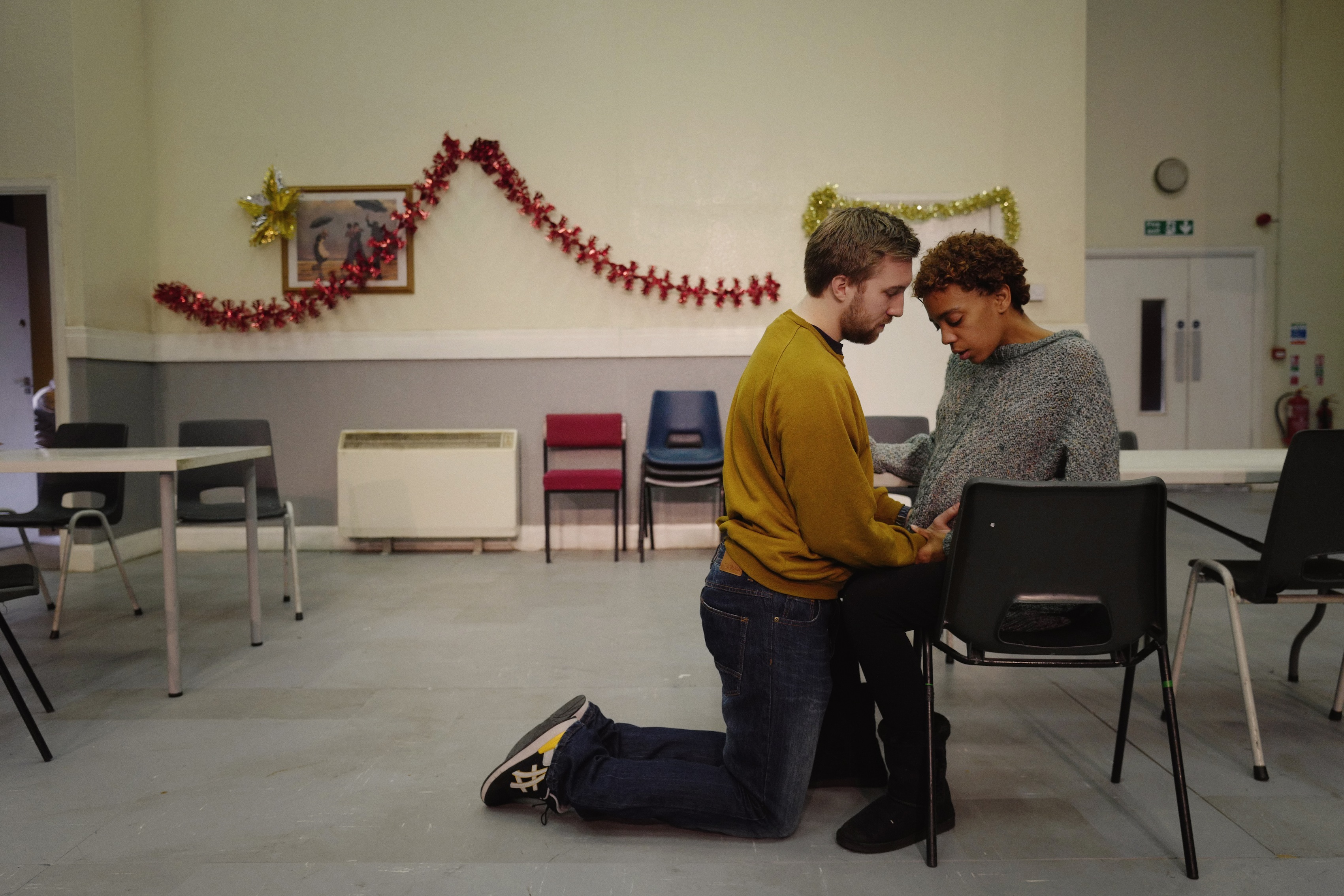 """""""Love"""" d'Alexander Zeldin aux Ateliers Berthier/Théâtre de l'Odéon- Festival d'Automne"""