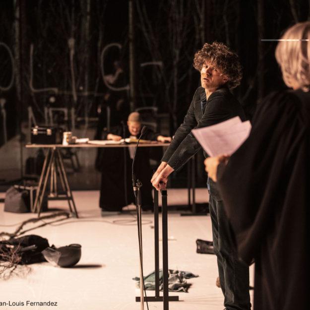 La Beauté du Geste au Théâtre des 13 Vents, CDN de Montpellier