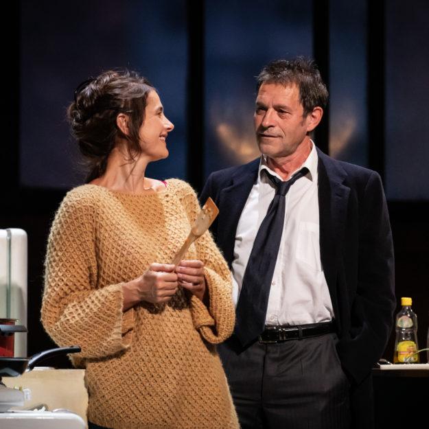 Marie Vialle et Patrick Catalifo dans